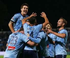 Sydney FC thrashed Melbourne Victory on Sunday. GOAL