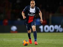 Alex, difensore del PSG