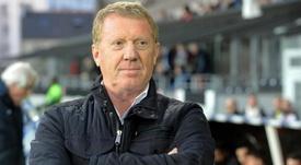Le monde du foot rend hommage à Alex Dupont. afp