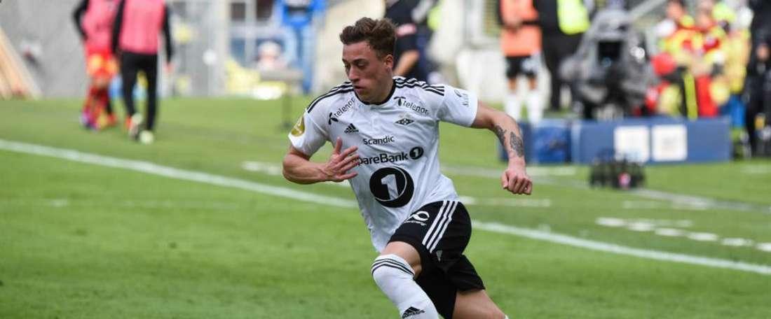 Alex Gersbach devrait arriver dans le club nordiste en prêt pour les cinq prochains mois. Goal