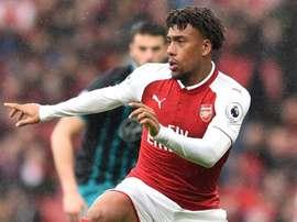 Iwobi a hâte de reprendre avec Arsenal. Goal