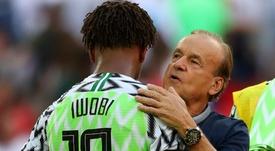 Nigéria confiante contra a Islândia. Goal