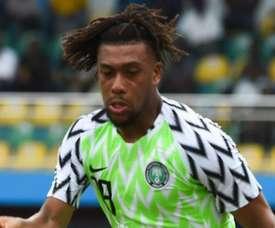 Iwobi est enthousiaste à l'idée de jouer la demi-finale. Goal