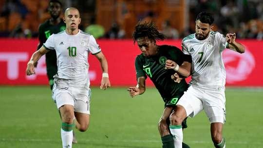 L'Algérie hérite de la Zambie en éliminatoires de la CAN 2021. AFP