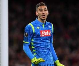 Inter-Napoli, Gattuso conferma Ospina: ancora problemi per Meret. Goal