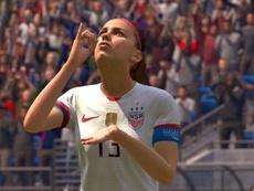 Rapinoe em primeiro e sem Marta no top 20 feminino. Goal