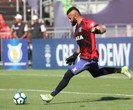 Alex Muralha Flamengo x Sport. Goal