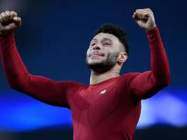 Oxlade-Chamberlain has been out since April. GOAL