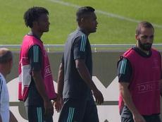 Juventus, Alex Sandro in gruppo: è a disposizione per il Sassuolo. Goal