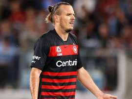 Meier leaves Wanderers after A-League struggles