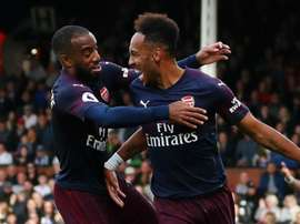 Arsenal in talks with star pair. GOAL