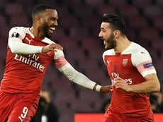Arsenal passe en demies. Goal