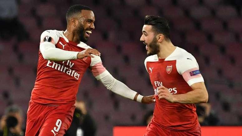 L'Arsenal se la ride sui social. Goal