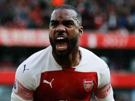 Lacazette regala i tre punti all'Arsenal. Goal