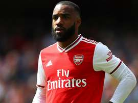 Lacazette back in full Arsenal training ahead of Sheffield United trip. GOAL