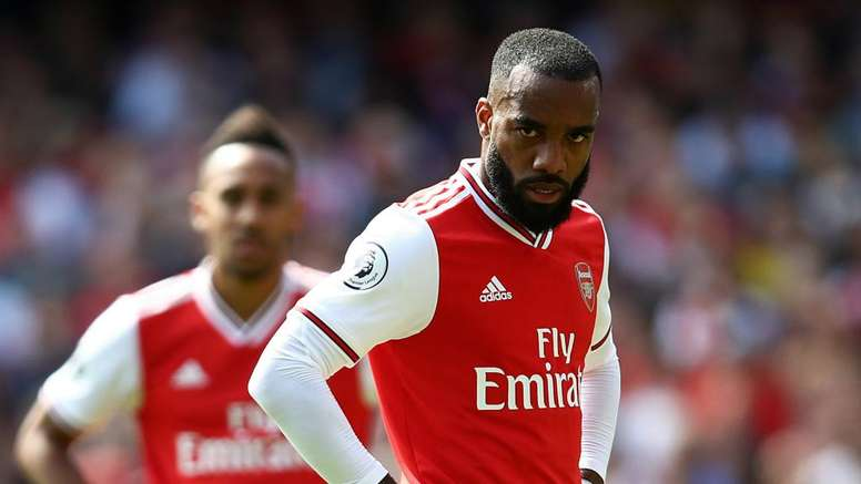Rumour Has It: Arsenal fear losing Lacazette and Aubameyang under Emery. Goal