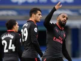 Arsenal aura triomphé face à Everton. Goal