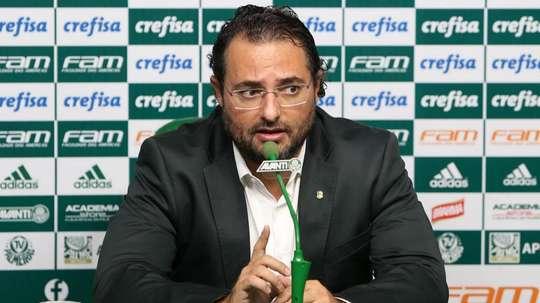 """Mattos revela """"pressão insana"""" no Palmeiras. Goal"""