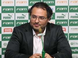 Dispensado do Palmeiras, Mattos vira 'consultor especial' de Leila. Goal