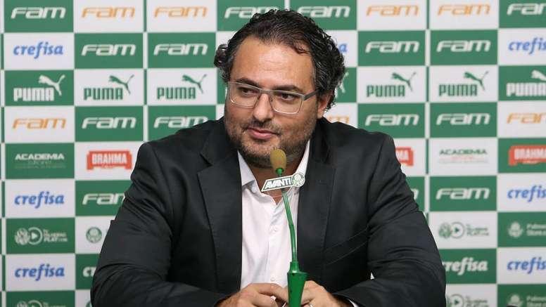 As contratações de Alexandre Mattos no Palmeiras desde 2015. Goal