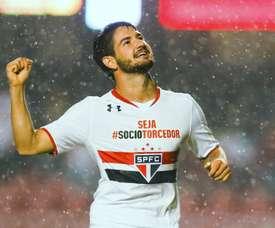 Pato pode pintar no São Paulo. Goal