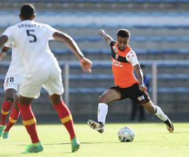 Alexis Claude-Maurice  vers l'OGC Nice. Goal