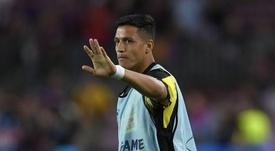 Inter unlikely to seek a January replacement for injured loanee Alexis Sanchez. GOAL