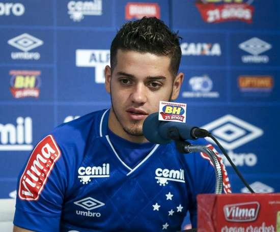 Contrapeso pode deixar Cruzeiro em 2018. Goal