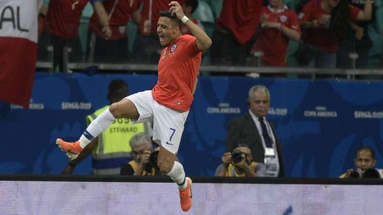 Chile se junta à Colômbia e garante classificação na Copa América