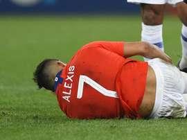 Sanchez fuori almeno cinque settimane. Goal