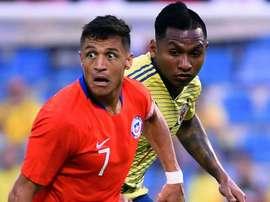 Alexis Sanchez vers une indisponibilité ? Goal