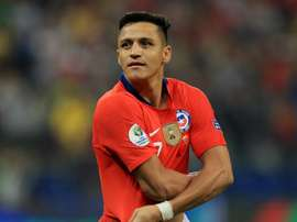 Alexis Sanchez is proving key in this Copa America after a disapppointing season at Man U. GOAL