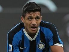 Alexis Sanchez de retour plus tôt que prévu ? AFP