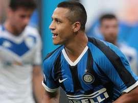 OFF - Alexis Sanchez signe à l'Inter Milan. GOAL