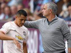 Sanchez se confie sur l'ambiance. Goal