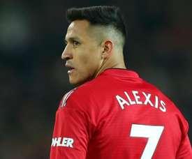 Alexis Sánchez poderá estar disponível para o encontro da Champions no Camp Nou. Goal