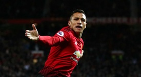 Alexis Sanchez has been in a dry spell of form recently. GOAL