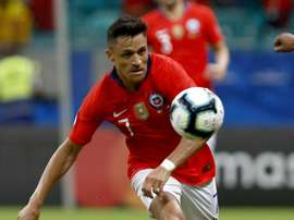 Chile v Uruguay: Sanchez ankle injury to be assessed. GOAL