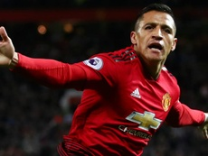 Sanchez is said to be almost back to his best at Old Trafford. GOAL