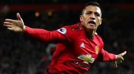 Alexis Sanchez will start over Anthony Martial against Leicester. GOAL