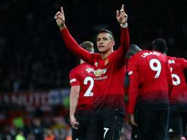Sanchez was keen to praise the influence of United's interim boss. GOAL