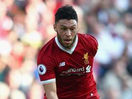 Oxlade-Chamberlain has been out for nearly a year. GOAL