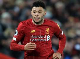 Oxlade-Chamberlain hails Liverpool's belief amid Premier League dominance. AFP