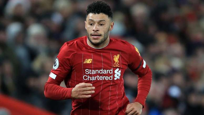 Oxlade-Chamberlain hails Liverpool's belief amid Premier League dominance. AFP