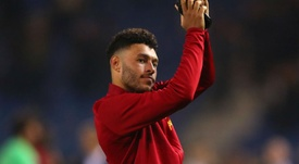 Ox hails 'inspirational' Liverpool
