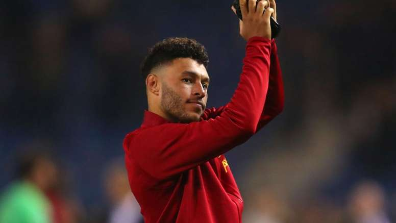 Ox hails 'inspirational' Liverpool