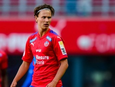Bayern have snapped Swedish youth star Andersson from Helsingborgs. GOAL