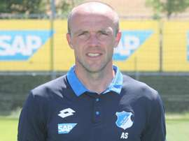 Alfred Schreuder - the new Hoffenheim boss. GOAL