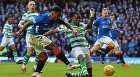 Celtic have criticised SFA for not punishing Rangers forward Morelos. GOAL