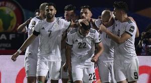 L'Algérie tient son rang. Goal